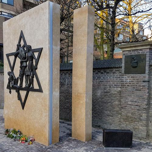 Monument detail Amalek 2