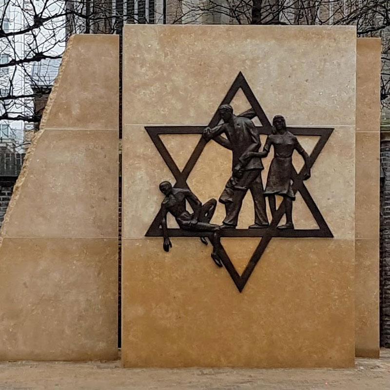 Monument detail Amalek 1